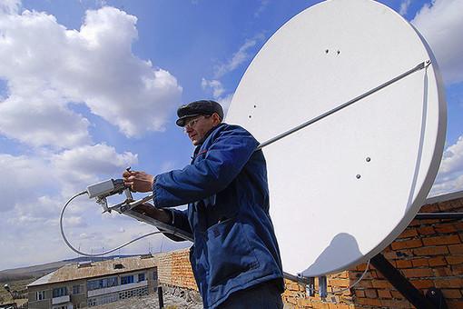 Самостоятельно установить спутниковую антенну