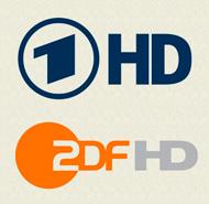 ARD HD и ZDF HD