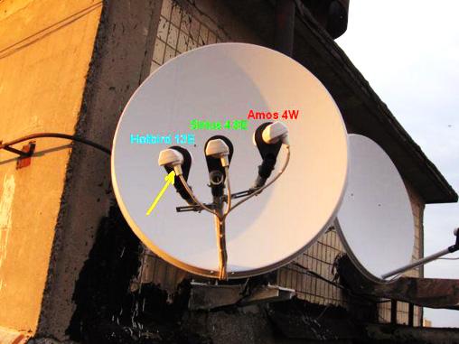 как настроить порно канал на спутнике