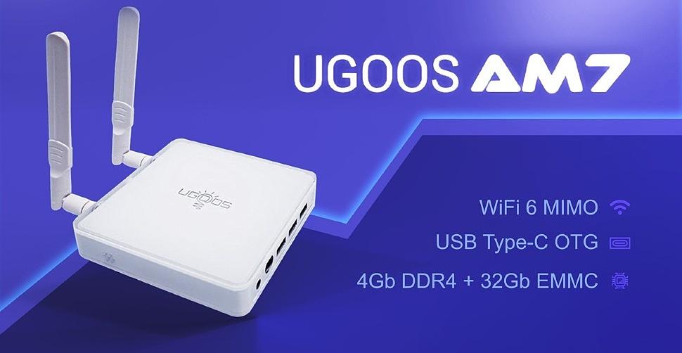 UGOOS AM7 S905X4