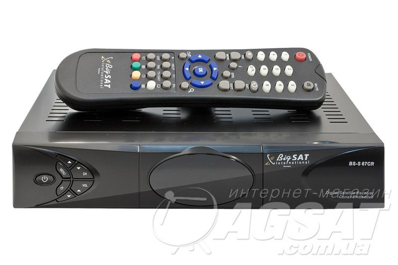 Купить bigsat bs-s67cr белая технология раскрутка сайта продвижение сайта ipb