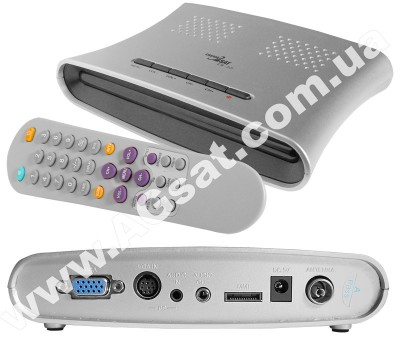 CosmoSAT CS-77 LCD TV BOX фото