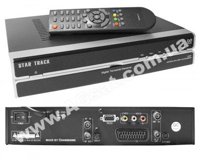 StarTrack 100T MPEG-4 фото