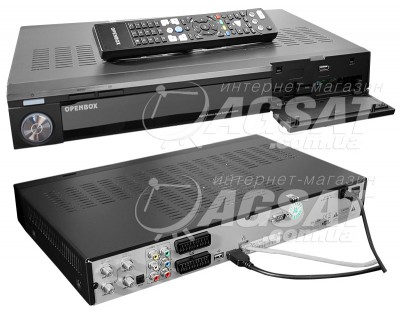 Openbox S8 HD PVR с 500 Гб HDD фото