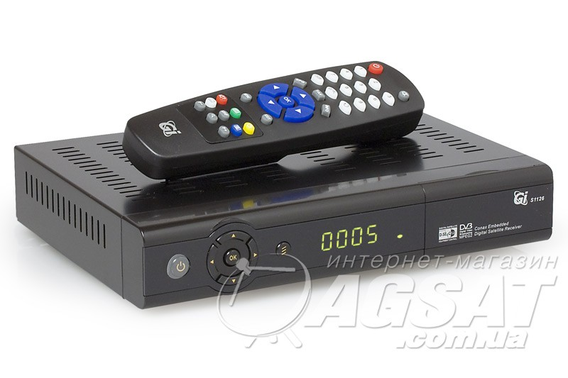 Conax Embedded Digital Satellite Receiver Gi S1126 инструкция - фото 3
