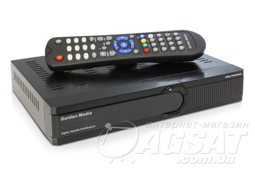 Golden Media S-Box 776CR PVR фото