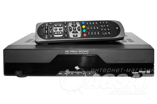 AB IPBox 900HD PVR фото