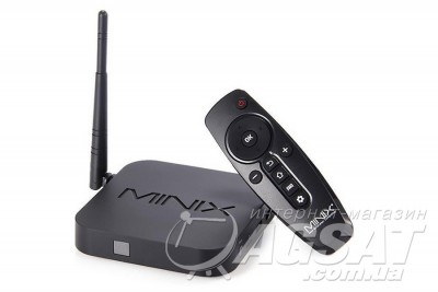 MiniX Neo Z64 Windows 8.1 Box фото