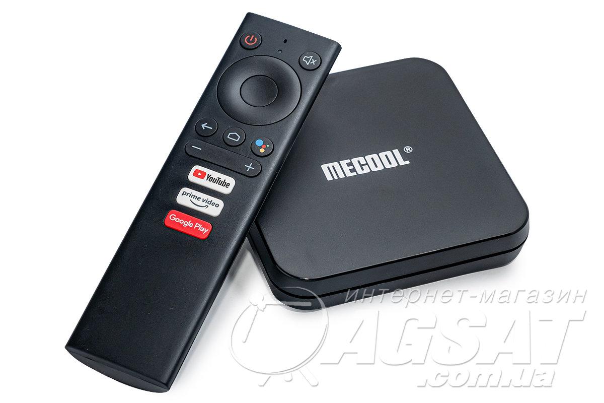 Андроїд приставка Mecool KM9 Pro
