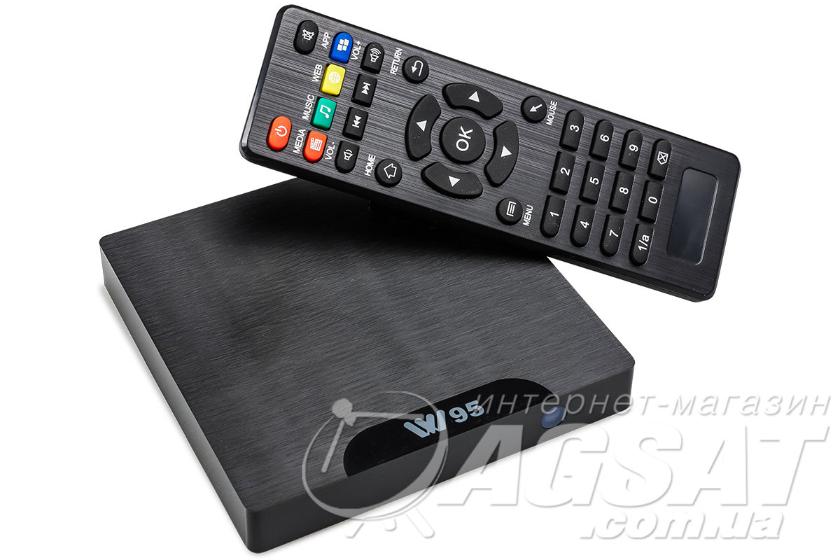 android box w95