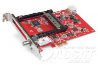 TBS6928SE DVB-S2 TV Tuner CI PCIe Card фото