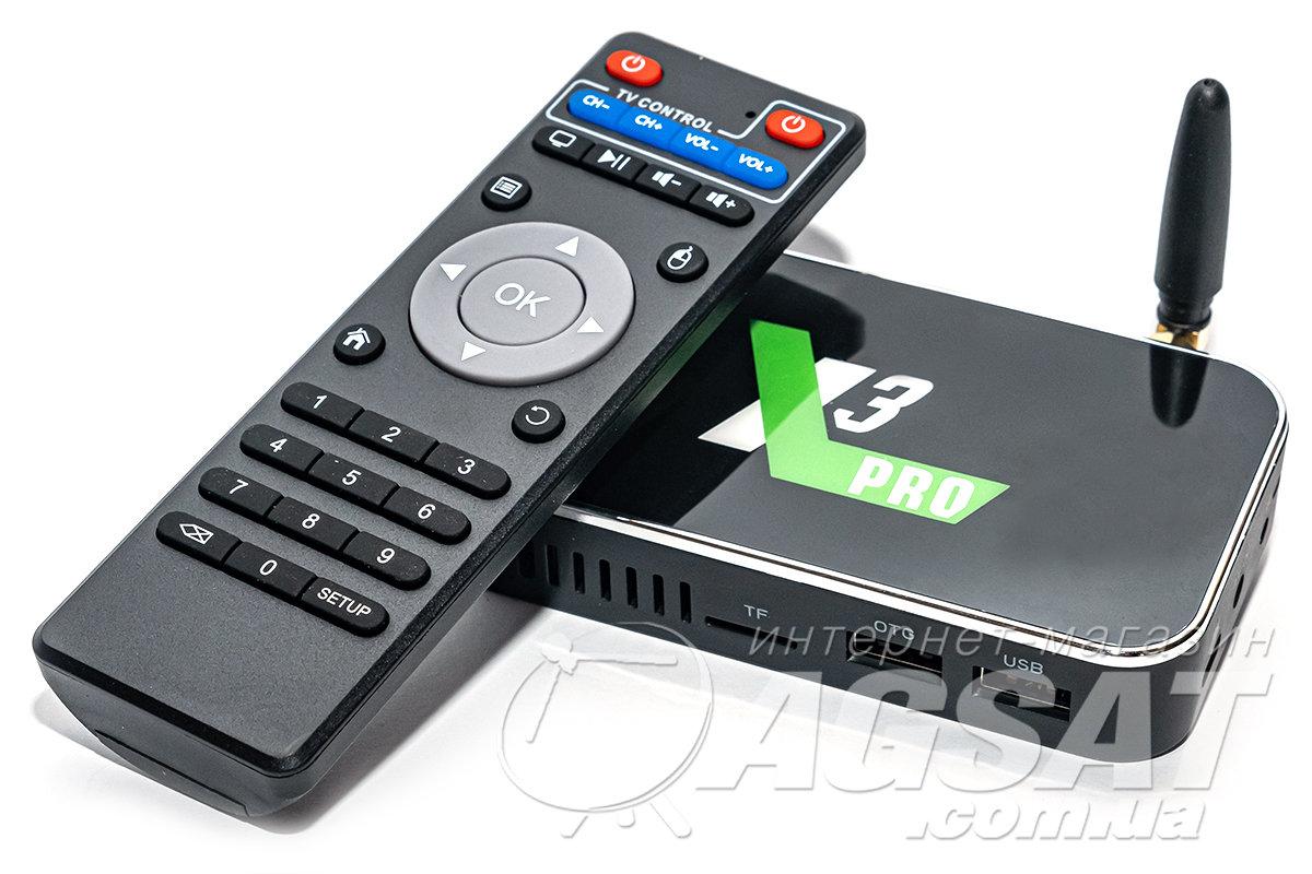 Телевізійна приставка Ugoos X3 Pro