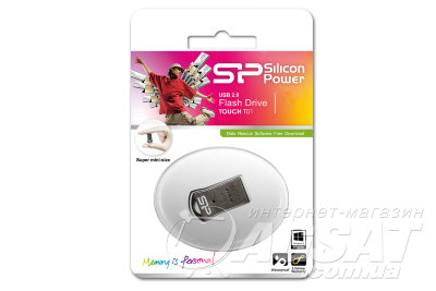 USB Flash SiliconPower Touch T01 32Gb фото