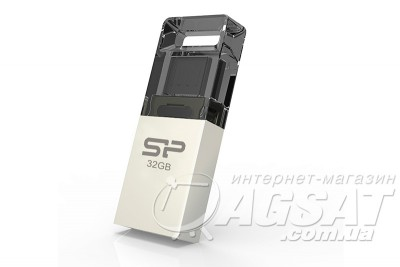 USB Flash Silicon Power Mobile X10 32Gb фото
