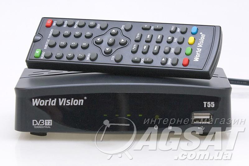 world vision инструкция по эксплуатации
