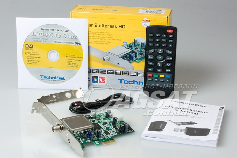 Download and install technisat technisat skystar 2 express hd.