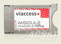 Viaccess Neotion CAM Dual Descrambling  (v 4,00) фото