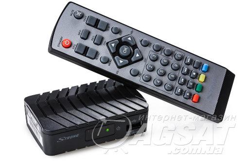 Т2 приставка Strong SRT 8203: цена 299 грн., купить Strong SRT 8203 в Киеве.