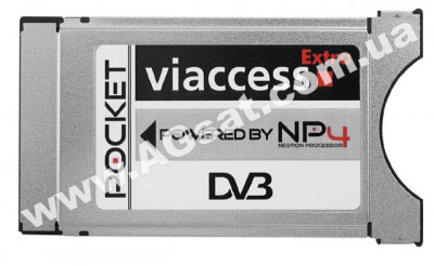 Viaccess MPEG4 Extra NP4 NEOTION CAM фото