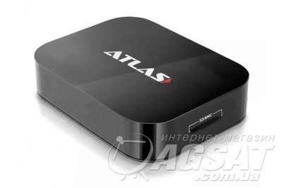 Atlas Android TV Box фото