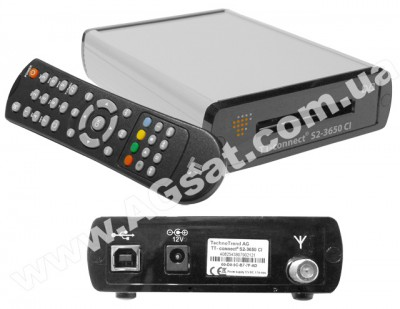 Technotrend TT-connect S2-3650 CI USB карта (HDTV) фото